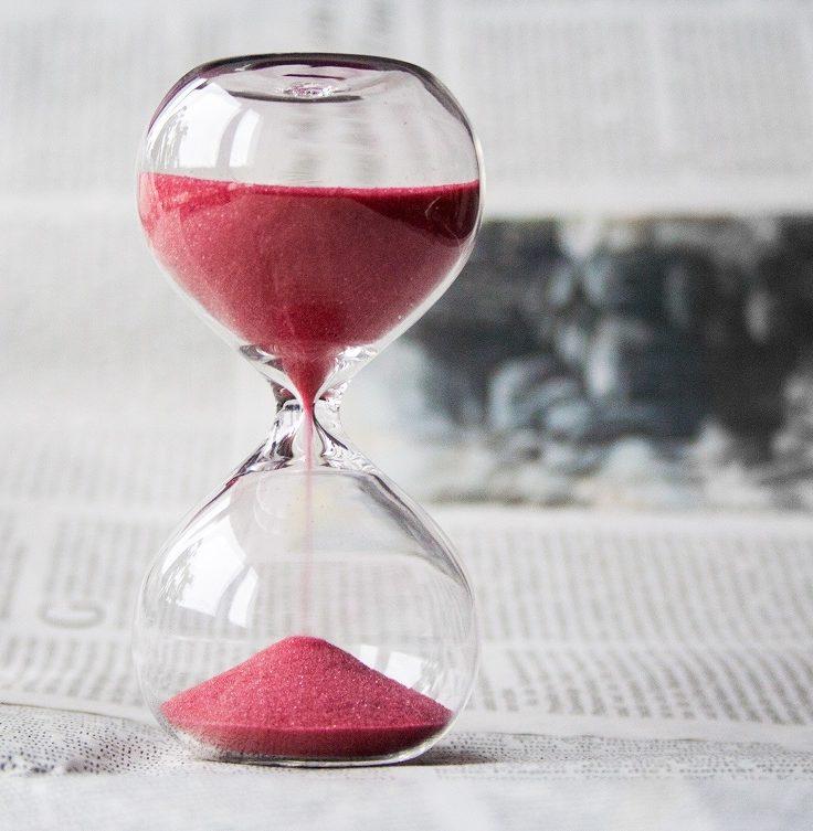 Les catégories de temps en anglais